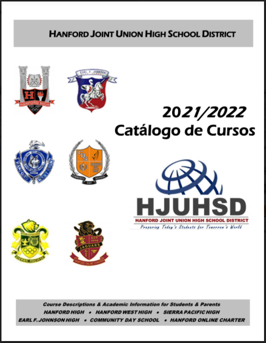 Spanish Course Catalog